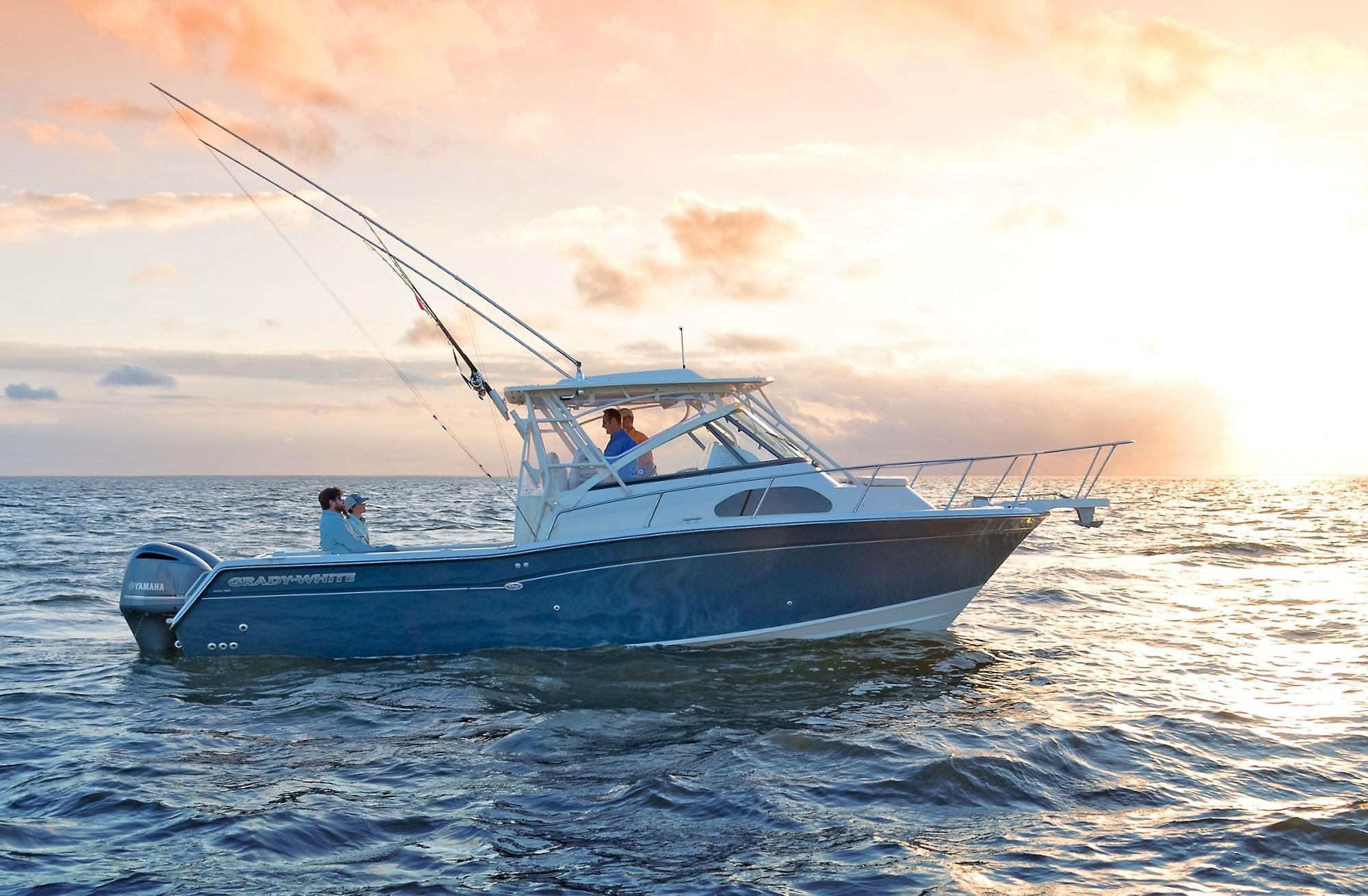 2021 Grady-White                                                              Marlin 300 Image Thumbnail #0