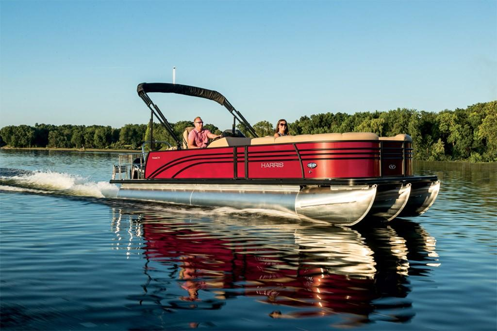2019 Harris Pontoons Sunliner 250 Contact Your Local ...