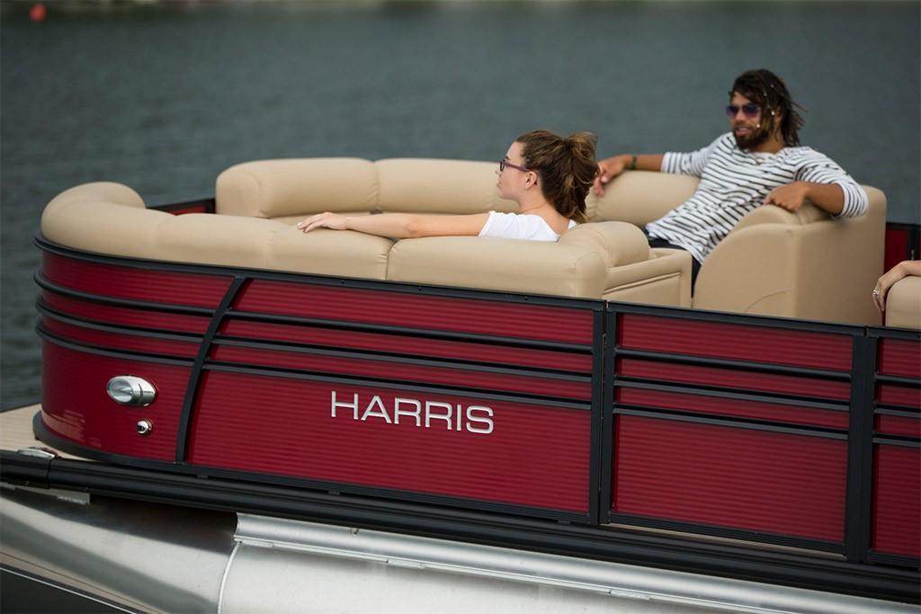 2020 Harris Pontoons Sunliner 250 Image Thumbnail #11