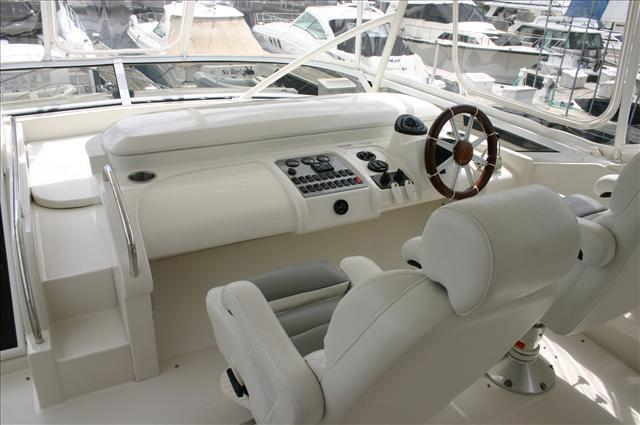 2007 Marquis Yachts 55 LS Image Thumbnail #22