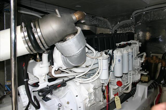 2007 Marquis Yachts 55 LS Image Thumbnail #64