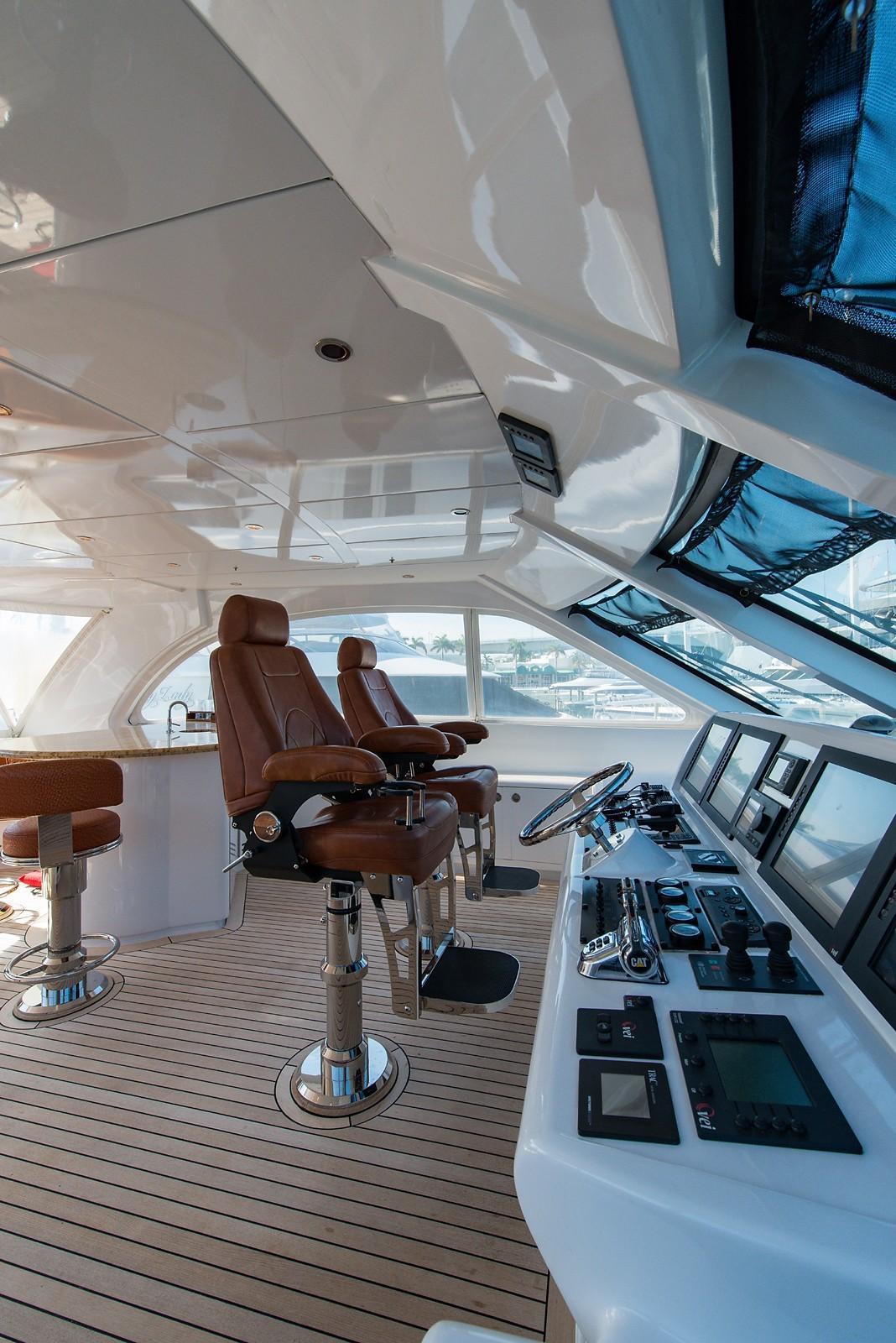 2008 Hatteras 72 Motor Yacht Image Thumbnail #19