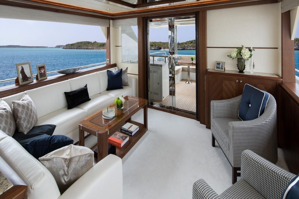 2019 Ocean Alexander 85 Motoryacht Image Thumbnail #7