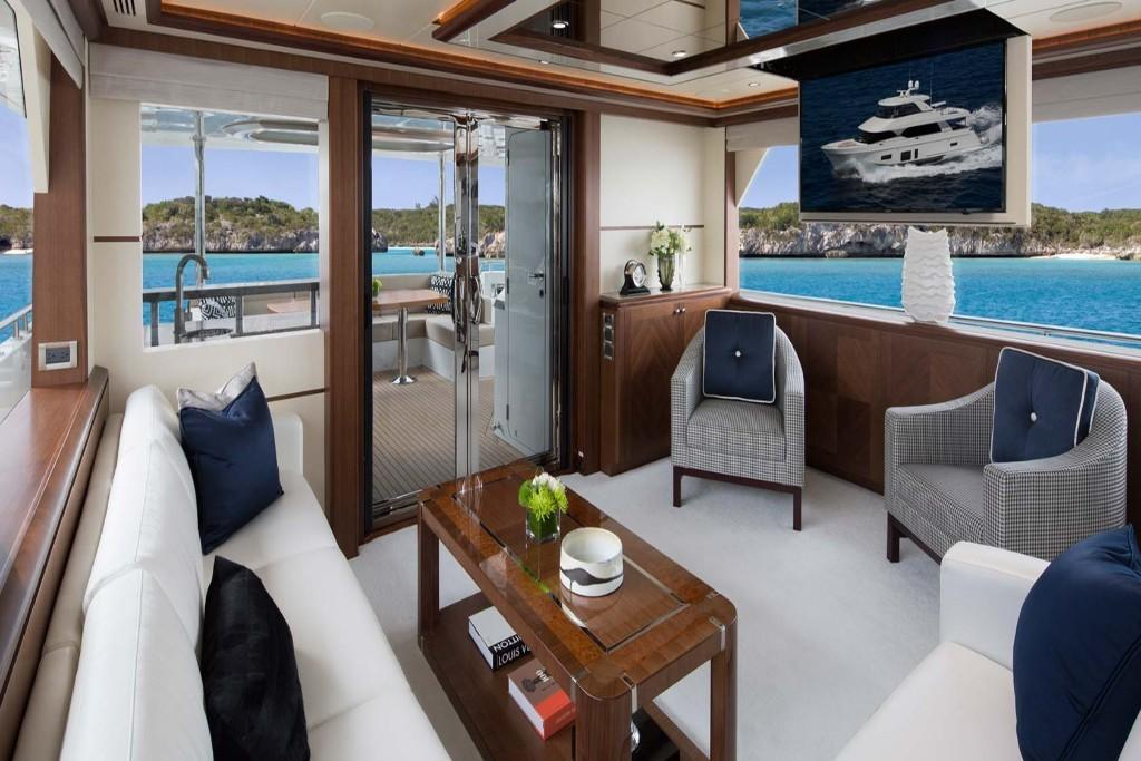2019 Ocean Alexander 85 Motoryacht Image Thumbnail #14