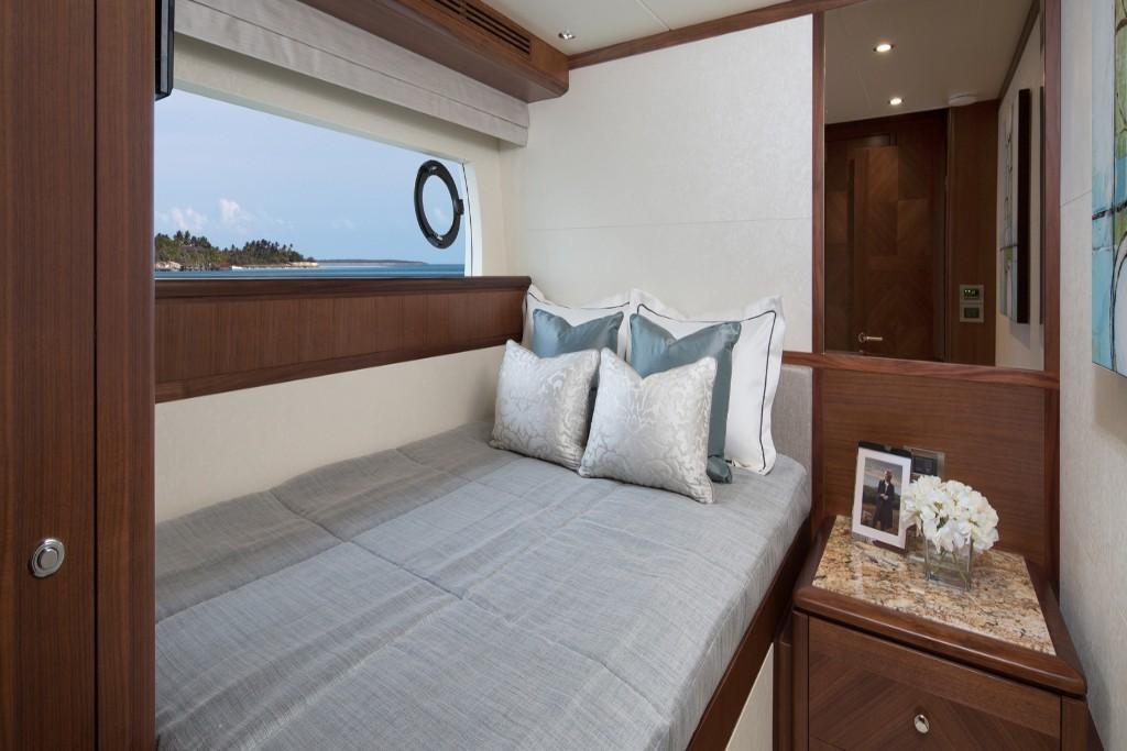 2019 Ocean Alexander 85 Motoryacht Image Thumbnail #16