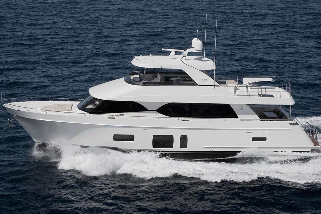 2019 Ocean Alexander 85 Motoryacht Image Thumbnail #3