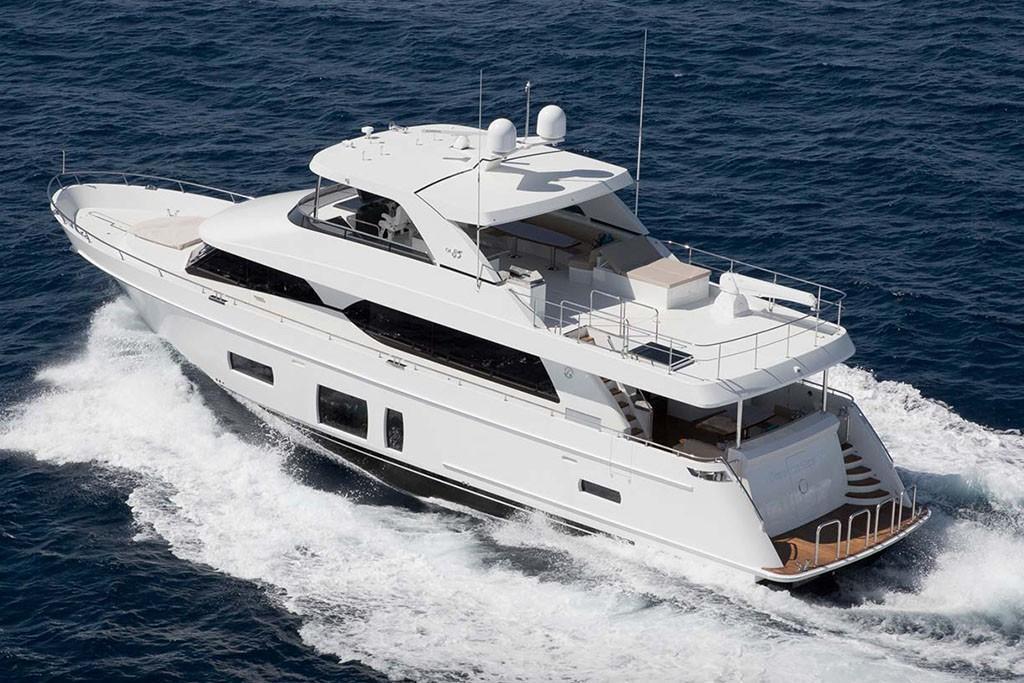 2019 Ocean Alexander 85 Motoryacht Image Thumbnail #2