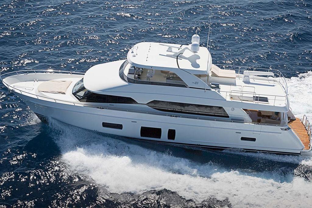 2020 Ocean Alexander 85 Motoryacht