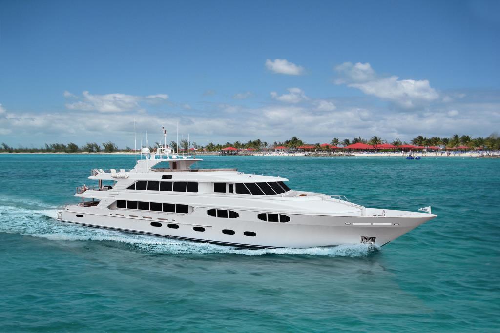 2013 Richmond Yachts Tri-Deck