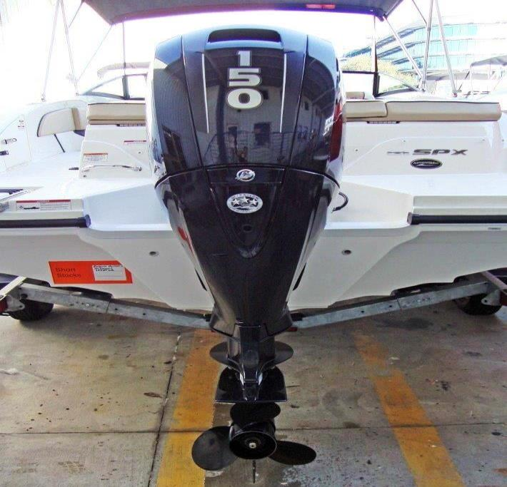 2015 Sea Ray 21 SPX Outboard Image Thumbnail #20