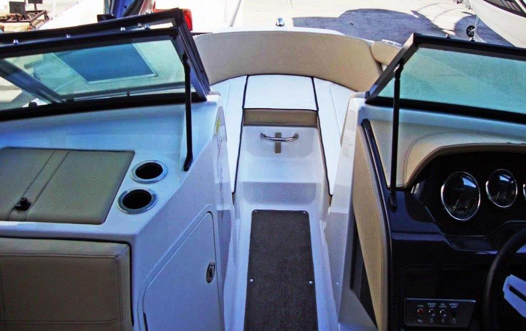2015 Sea Ray 21 SPX Outboard Image Thumbnail #5