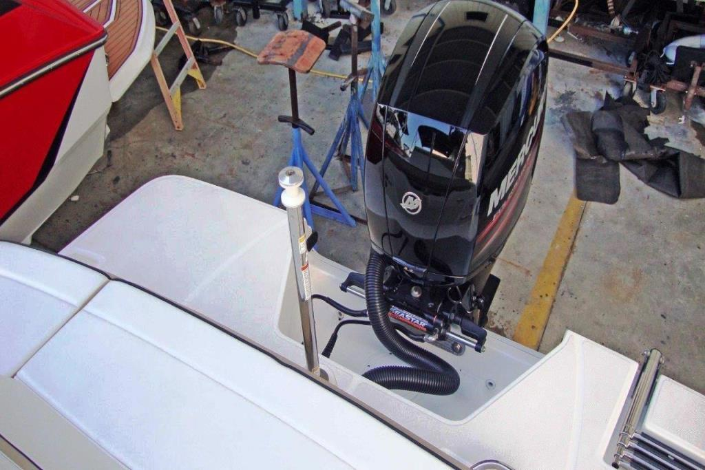 2015 Sea Ray 21 SPX Outboard Image Thumbnail #18