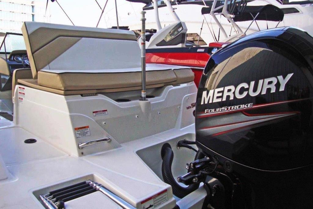 2015 Sea Ray 21 SPX Outboard Image Thumbnail #19