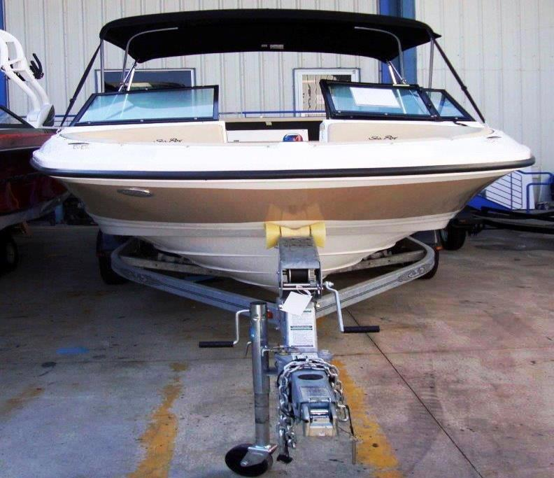 2015 Sea Ray 21 SPX Outboard Image Thumbnail #1