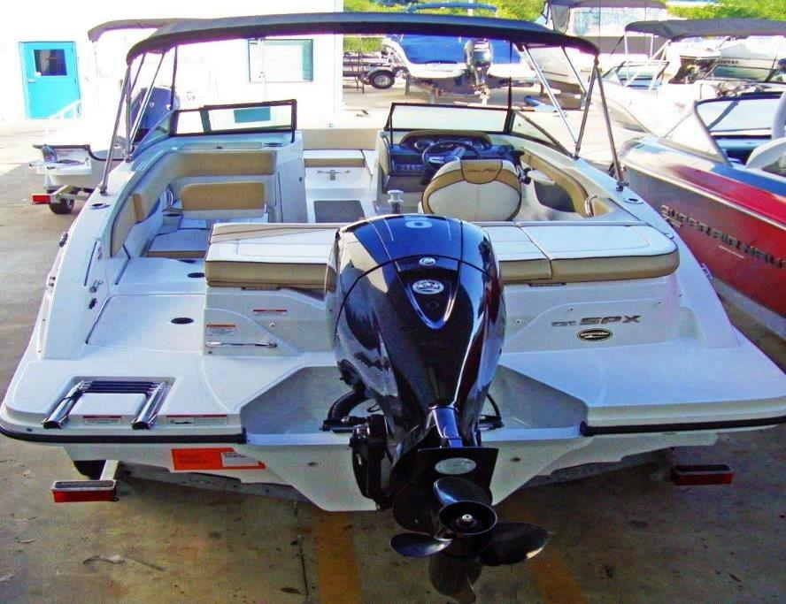 2015 Sea Ray 21 SPX Outboard Image Thumbnail #7