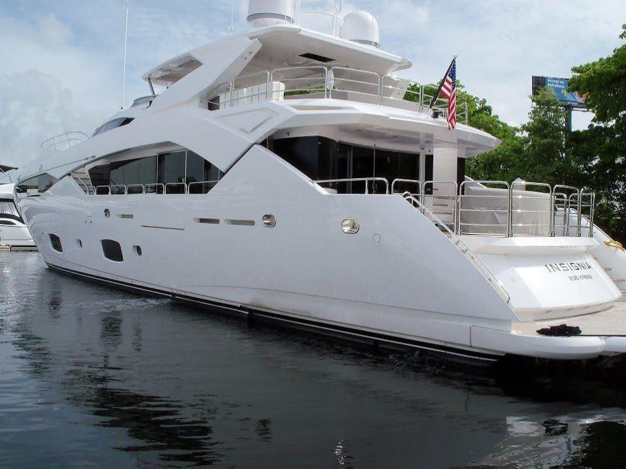 2015 Sunseeker 115 Sport Yacht Image Thumbnail #2