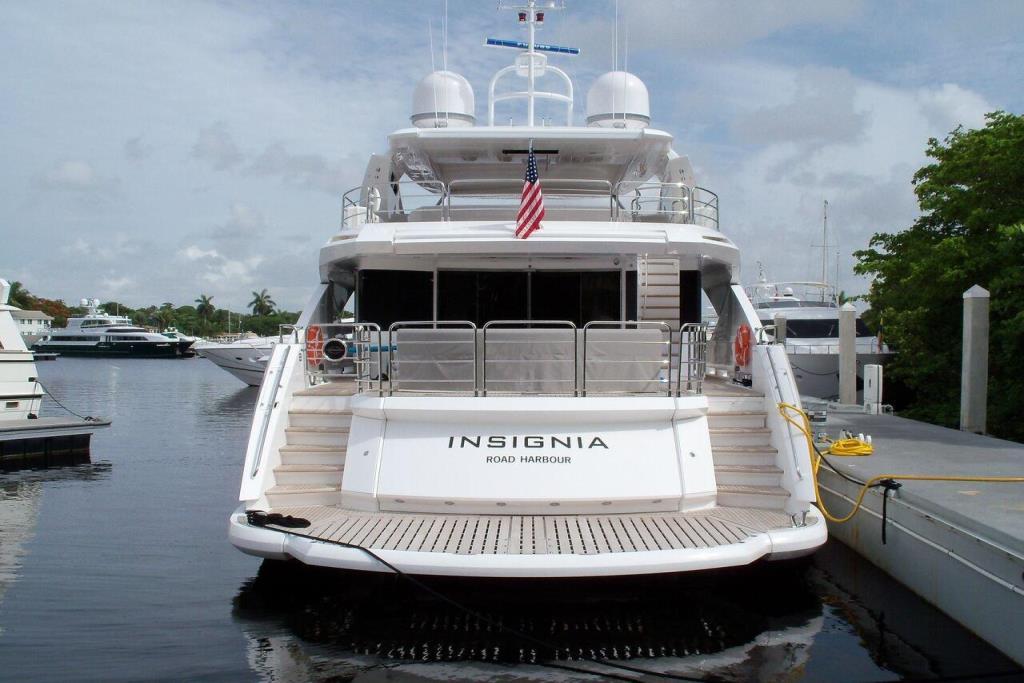 2015 Sunseeker 115 Sport Yacht Image Thumbnail #3