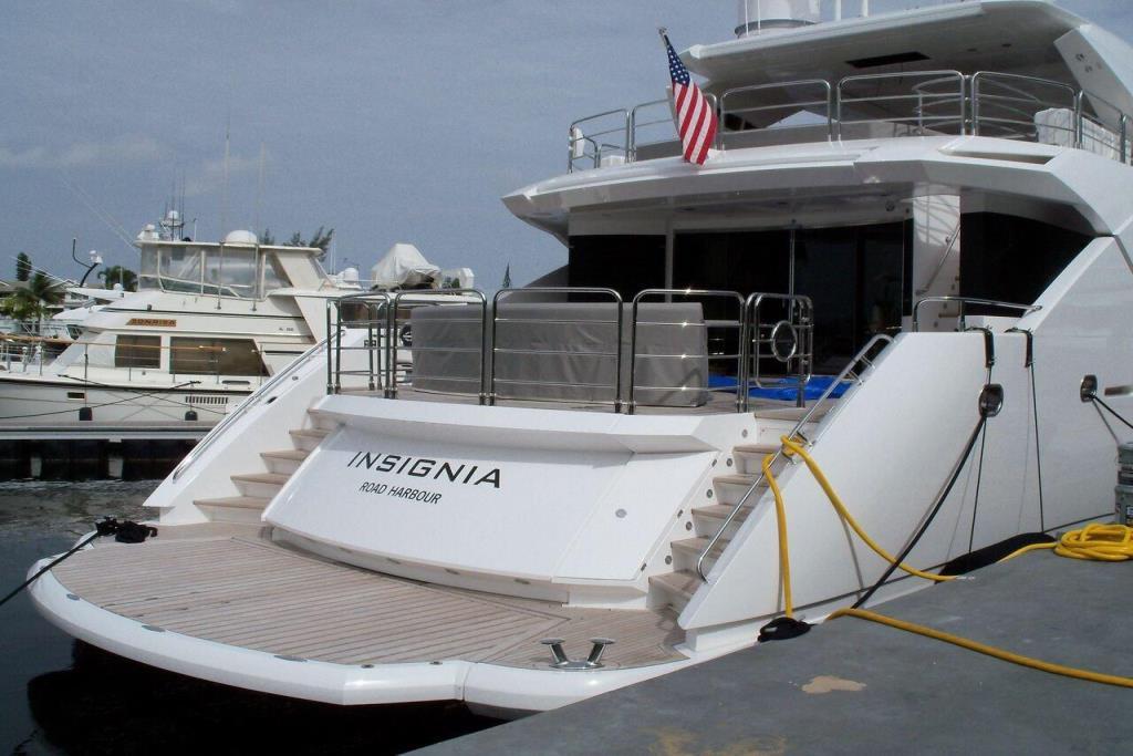 2015 Sunseeker 115 Sport Yacht Image Thumbnail #4