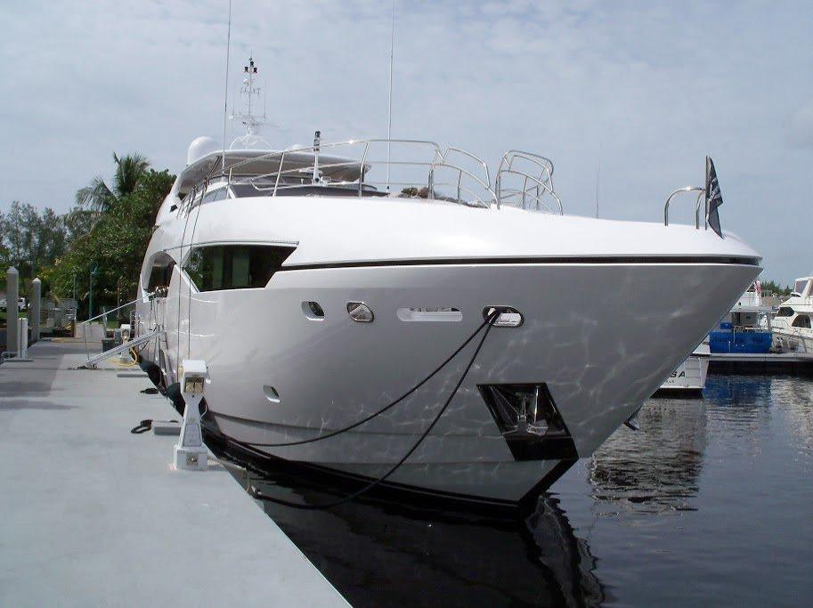 2015 Sunseeker 115 Sport Yacht Image Thumbnail #5