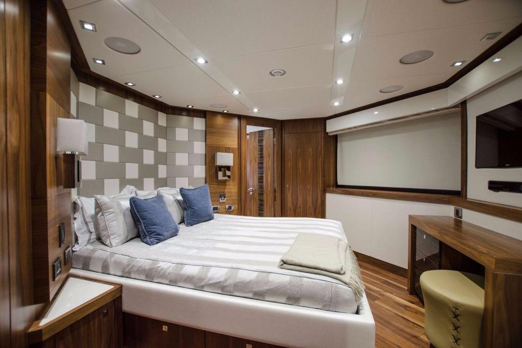 2015 Sunseeker 115 Sport Yacht Image Thumbnail #32