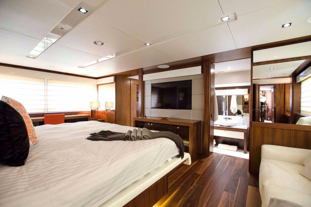 2015 Sunseeker 115 Sport Yacht Image Thumbnail #25