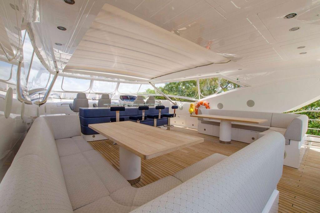 2015 Sunseeker 115 Sport Yacht Image Thumbnail #41