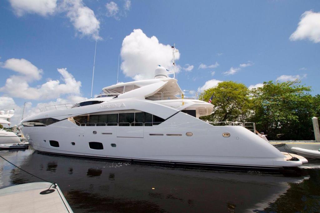 2015 Sunseeker 115 Sport Yacht Image Thumbnail #1