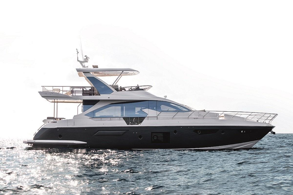 Photo 5 for 2019 Azimut 72 Flybridge