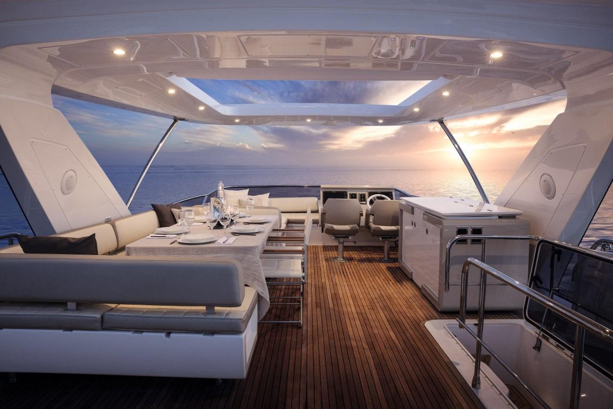 Photo 14 for 2019 Azimut 72 Flybridge