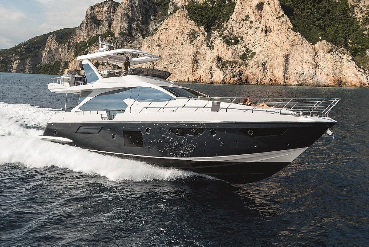 Thumbnail 1 for 2019 Azimut 72 Flybridge