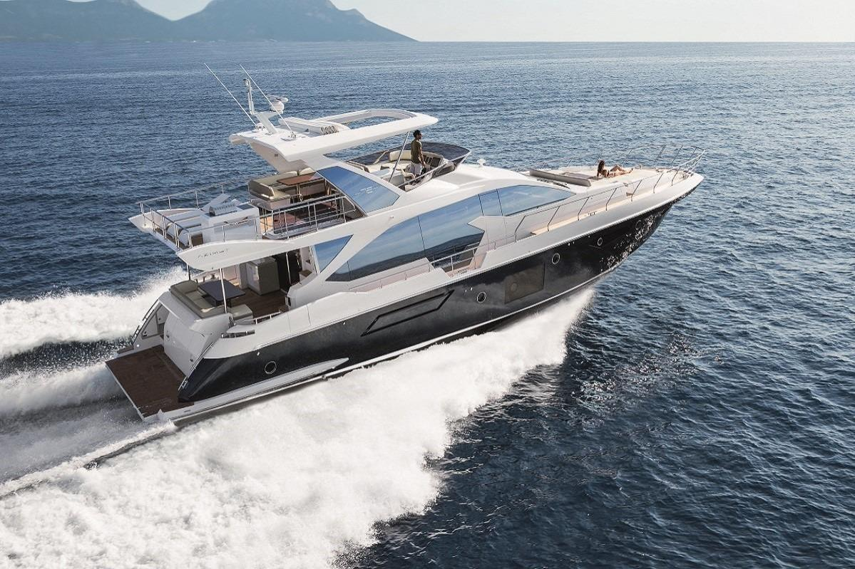 Thumbnail 3 for 2019 Azimut 72 Flybridge