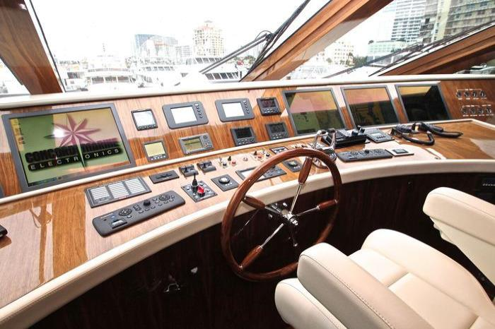 2013 Hargrave 125 Raised Pilothouse Image Thumbnail #39