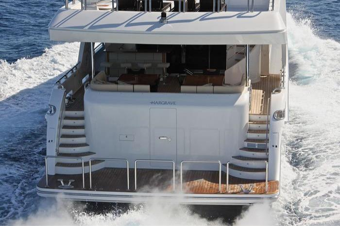 2013 Hargrave 125 Raised Pilothouse Image Thumbnail #53