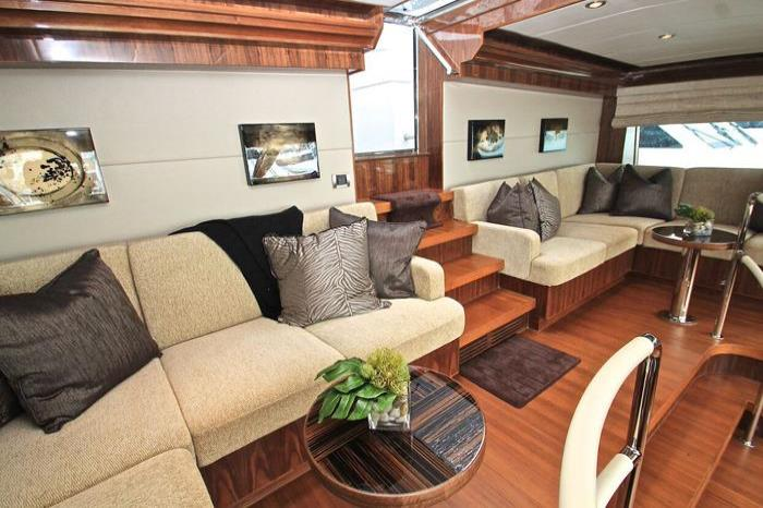 2013 Hargrave 125 Raised Pilothouse Image Thumbnail #36