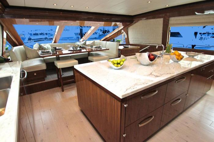 2013 Hargrave 125 Raised Pilothouse Image Thumbnail #8