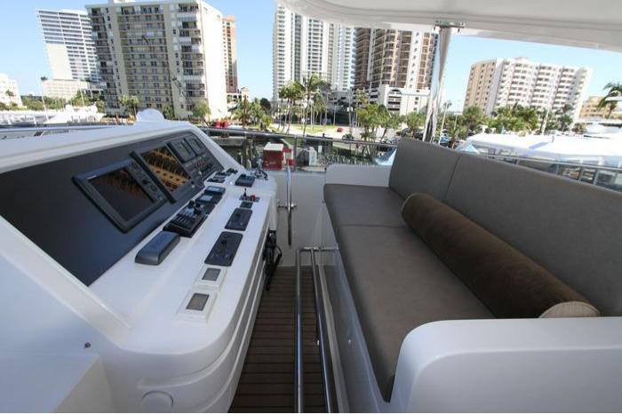 2013 Hargrave 125 Raised Pilothouse Image Thumbnail #46