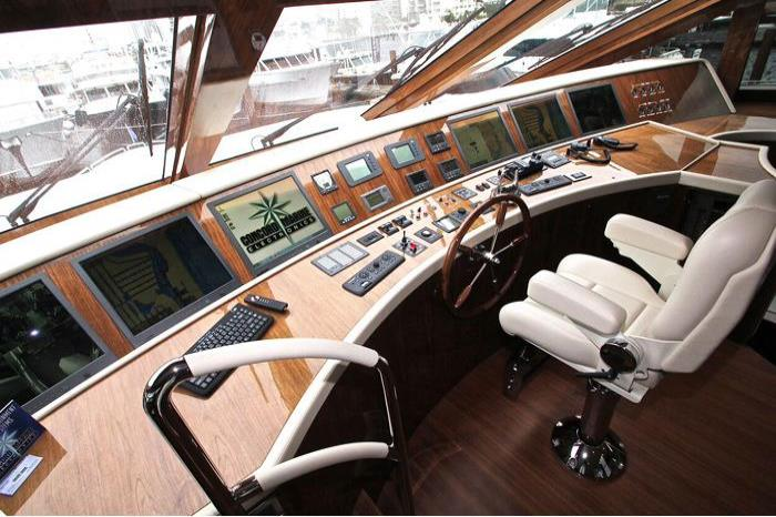2013 Hargrave 125 Raised Pilothouse Image Thumbnail #40