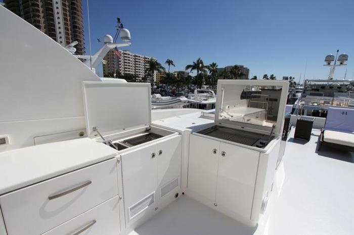 2013 Hargrave 125 Raised Pilothouse Image Thumbnail #47