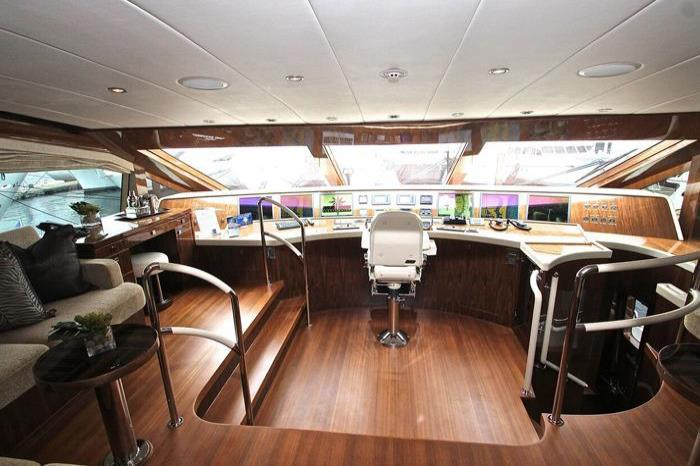 2013 Hargrave 125 Raised Pilothouse Image Thumbnail #38