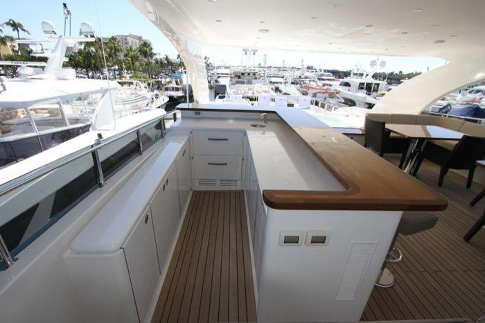 2013 Hargrave 125 Raised Pilothouse Image Thumbnail #43