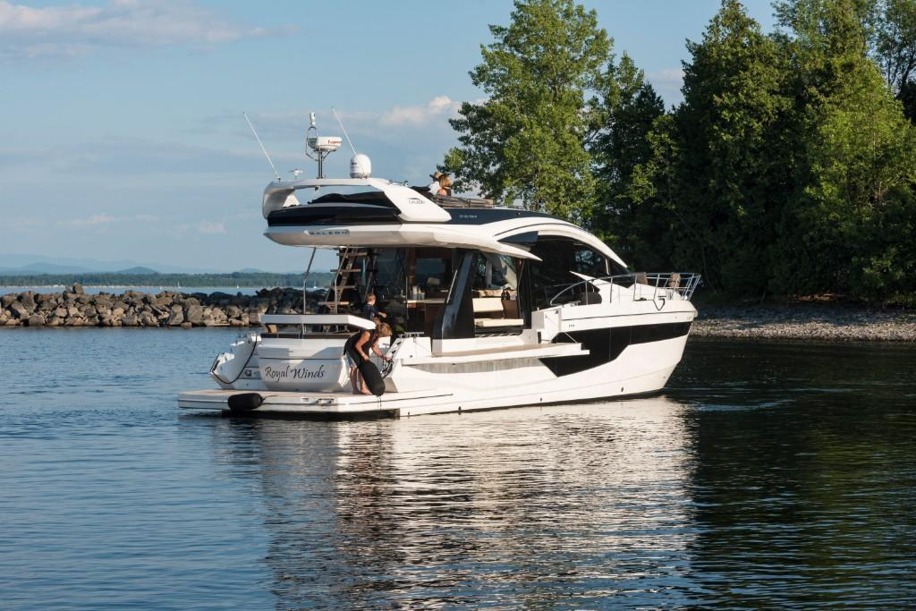Photo 2 for 2020 Galeon 510 SKY
