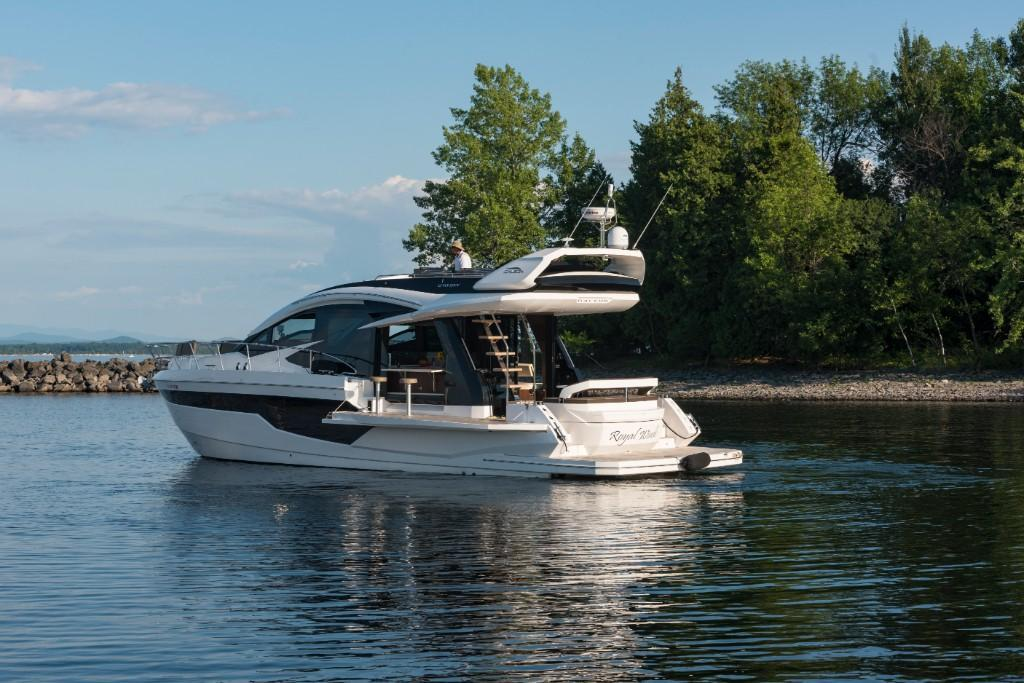 Photo 4 for 2020 Galeon 510 SKY