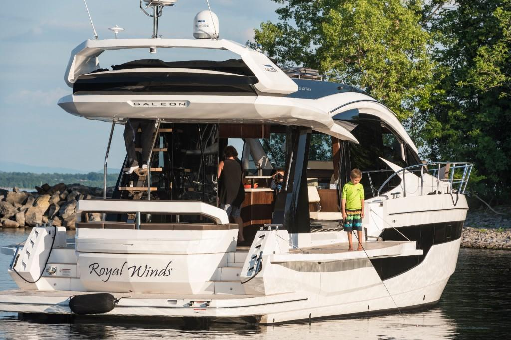 Photo 13 for 2020 Galeon 510 SKY