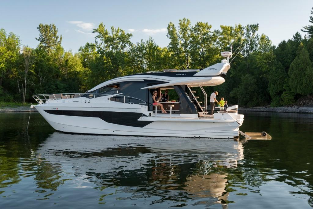 Photo 20 for 2020 Galeon 510 SKY