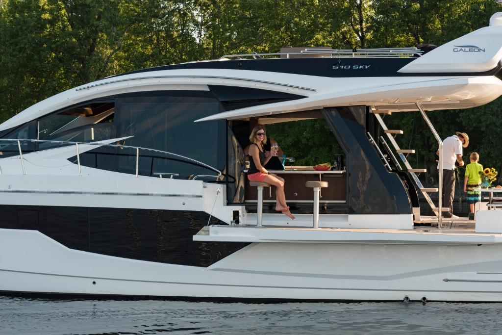 Photo 21 for 2020 Galeon 510 SKY