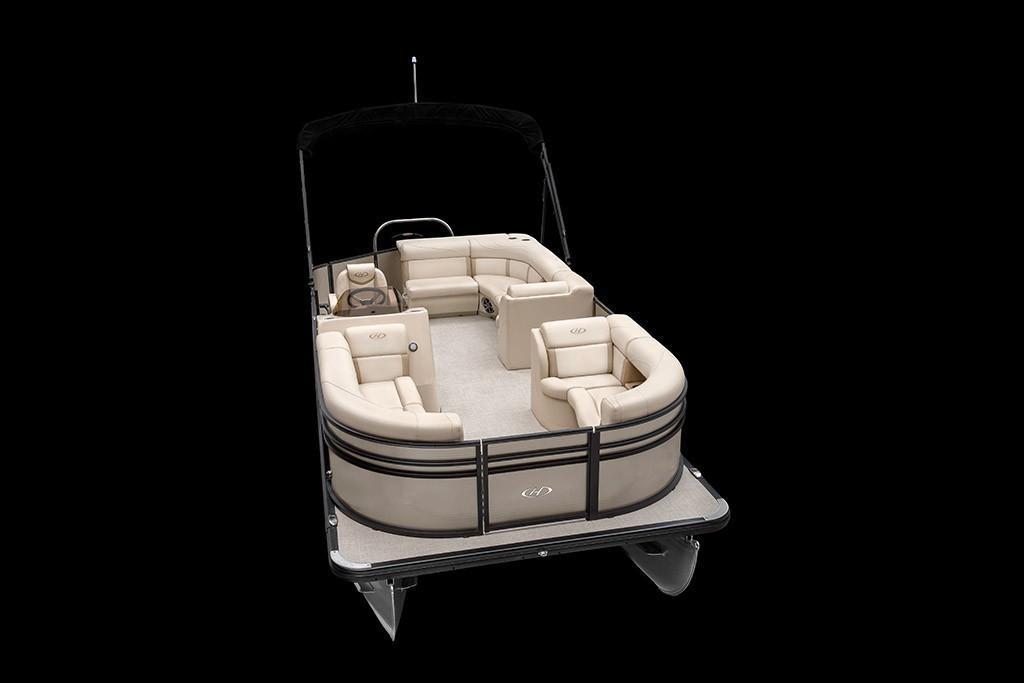 2019 Harris Pontoons Cruiser 210