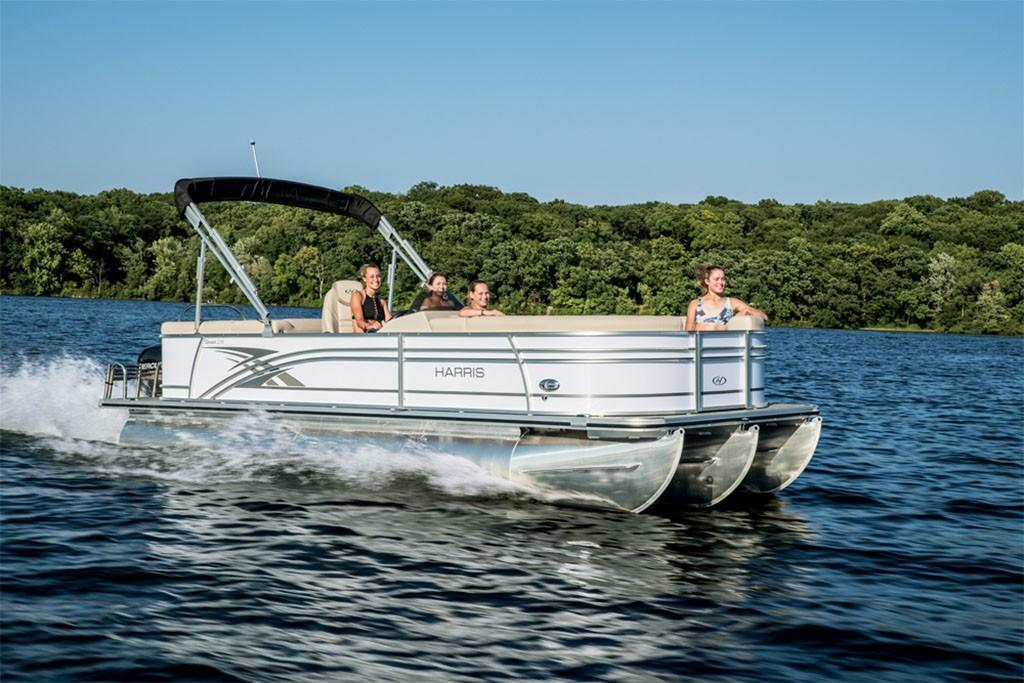 2019 Harris Pontoons Cruiser 230