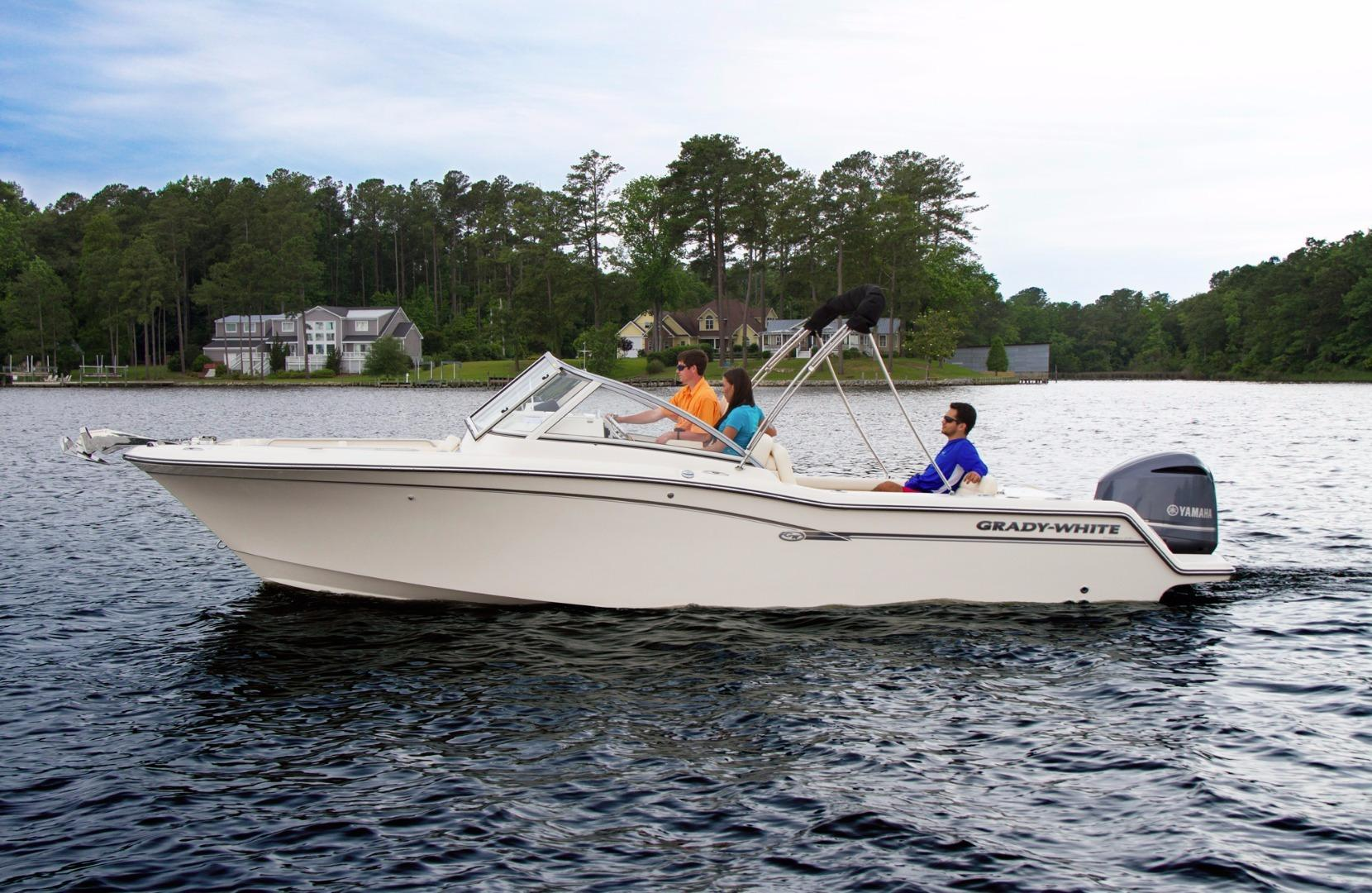 2019 Grady-White Freedom 235 Contact Your Local MarineMax Store