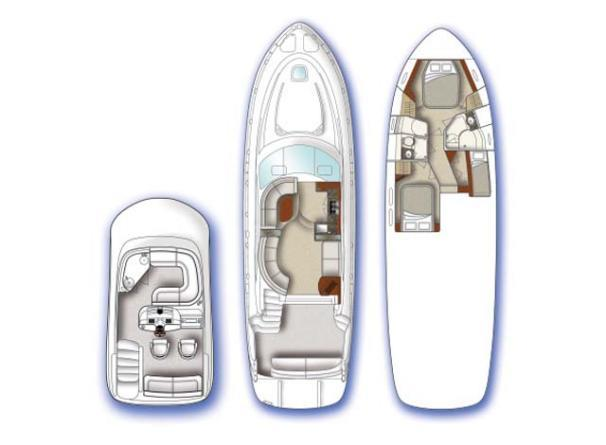 2007 Sea Ray 52 Sedan Bridge Image Thumbnail #10