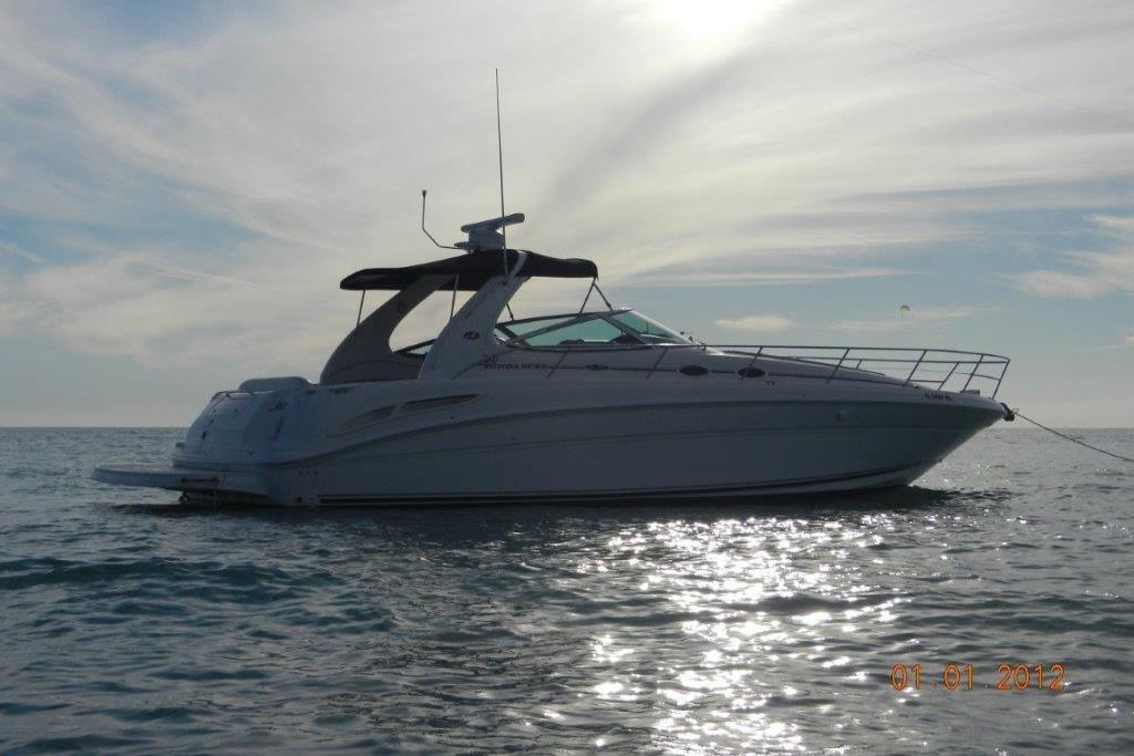 2004 Sea Ray 36 Sundancer Image Thumbnail #1